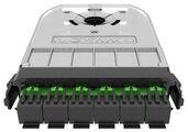 360G2 Cassette 12-LCA-SM-GR-Pigtails